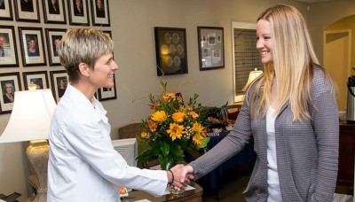 You will always receive a warm welcome when you visit our practice.