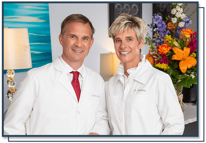 Dr. Grimshaw and Dr. Kuhn, Aberdeen Cosmetic Dentists